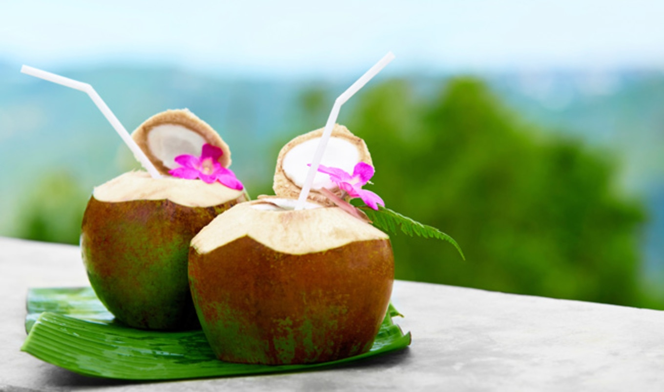4 Reasons Why We Love Coconuts