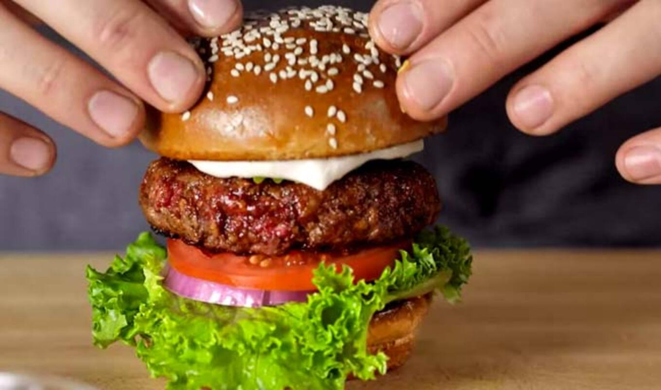 Vegan Burger Startup Debuts at High-End Restaurants
