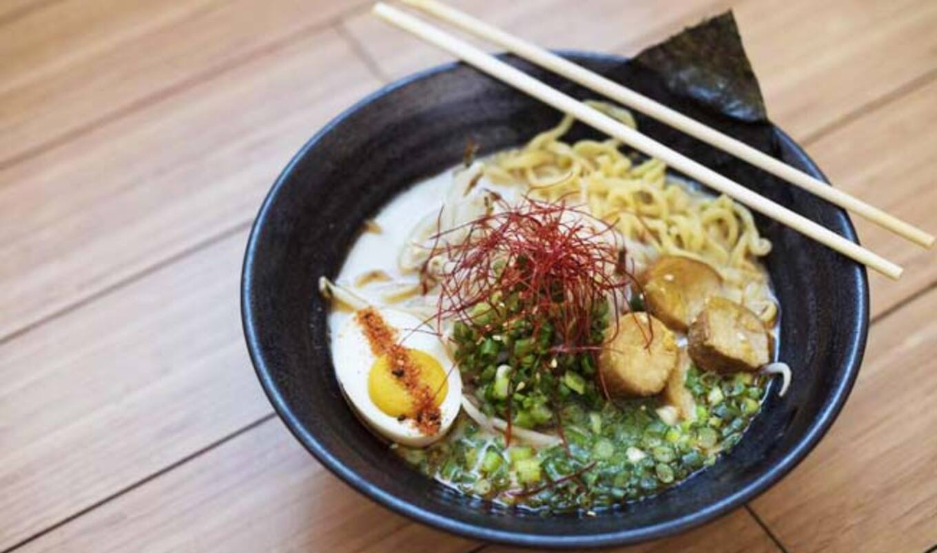 9 Vegan Ramen Options Across America