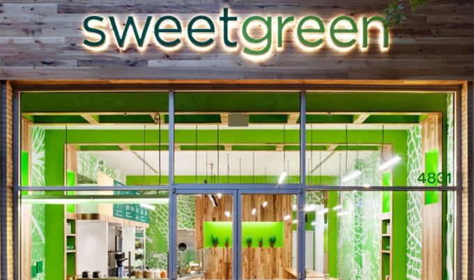 VegNews.Sweetgreen