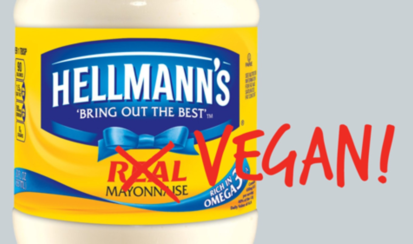 Hellmann's to Launch Vegan Mayo