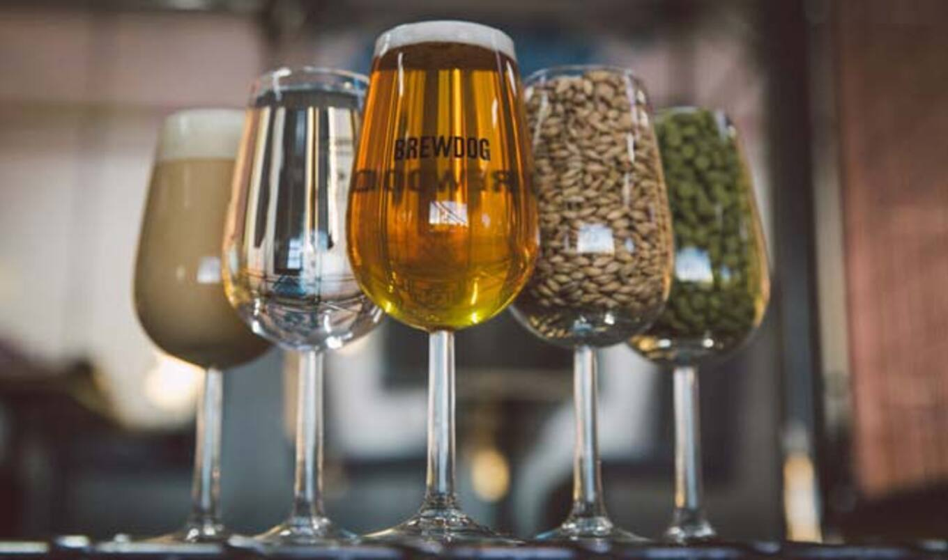 BrewDog Brewery Latest to Get Vegan Certification