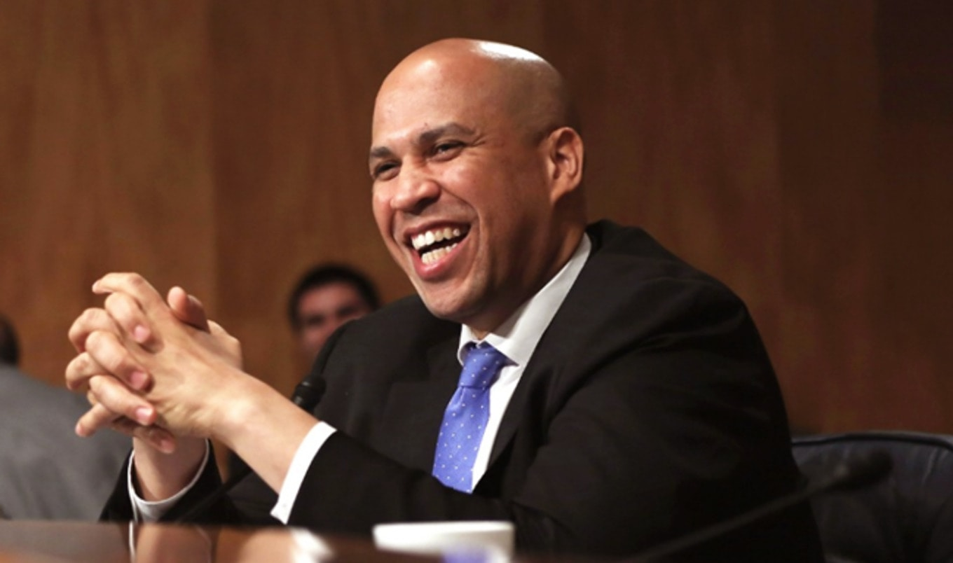 Senator Cory Booker Defends Veganism