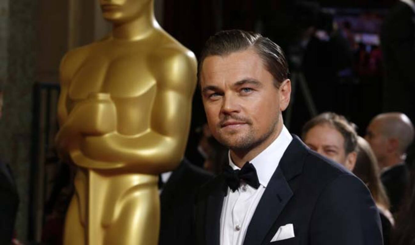 Leonardo DiCaprio to Rally for Beef Ban
