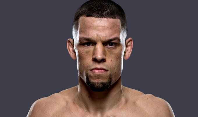 UFC's Nate Diaz Speaks Out About His Vegan Diet