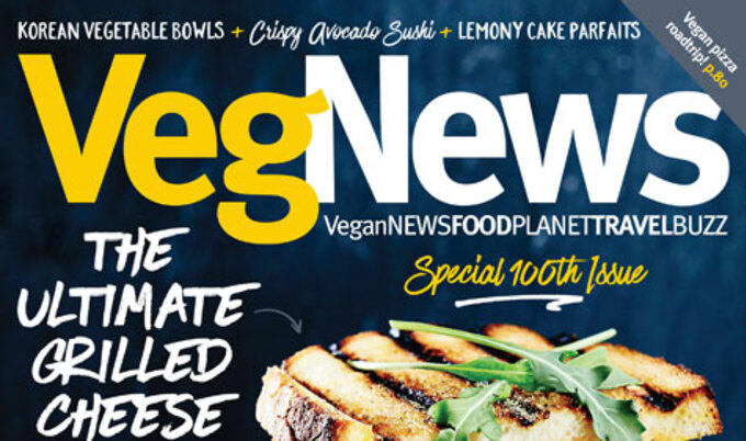 VegNews.Issue100