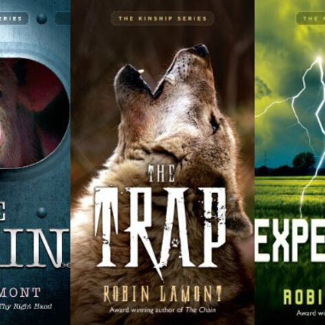 Thriller Fiction Trilogy Tackles Animal Rights