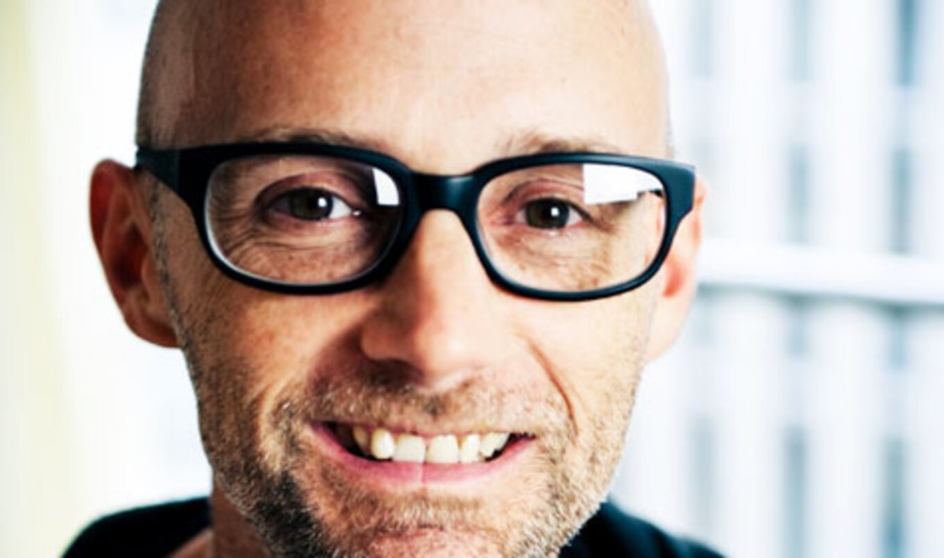 Moby to Release New Album That Speaks Up for Animals