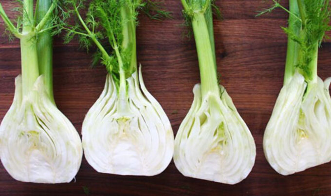 VegNews.Fennel