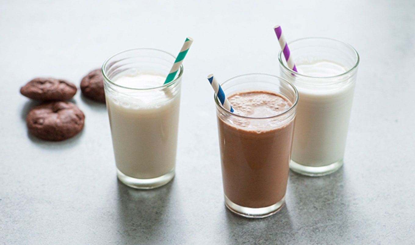 3 Homemade Vegan Milks in Minutes