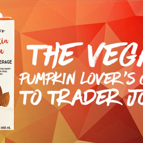 10 Best Vegan Pumpkin Finds at Trader Joe's