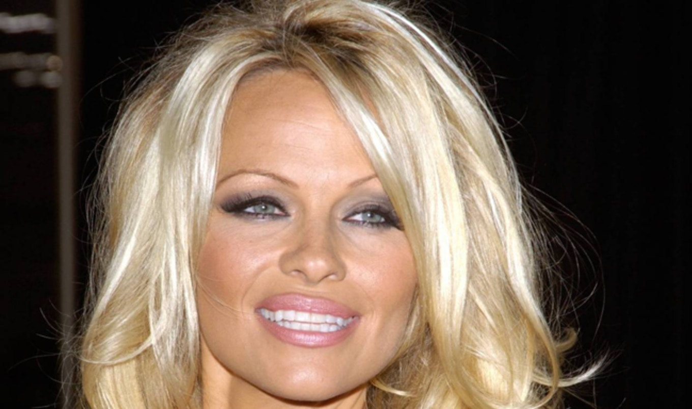Pamela Anderson Speaks Out Against School Lunches