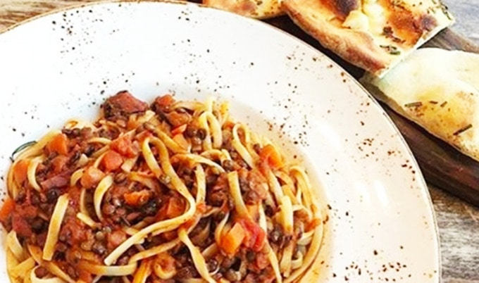 Sales of Vegan Dishes Up by 150% at Italian Chain