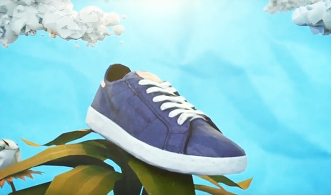 Reebok to Debut Cotton and Corn Shoes  06b02ad5f