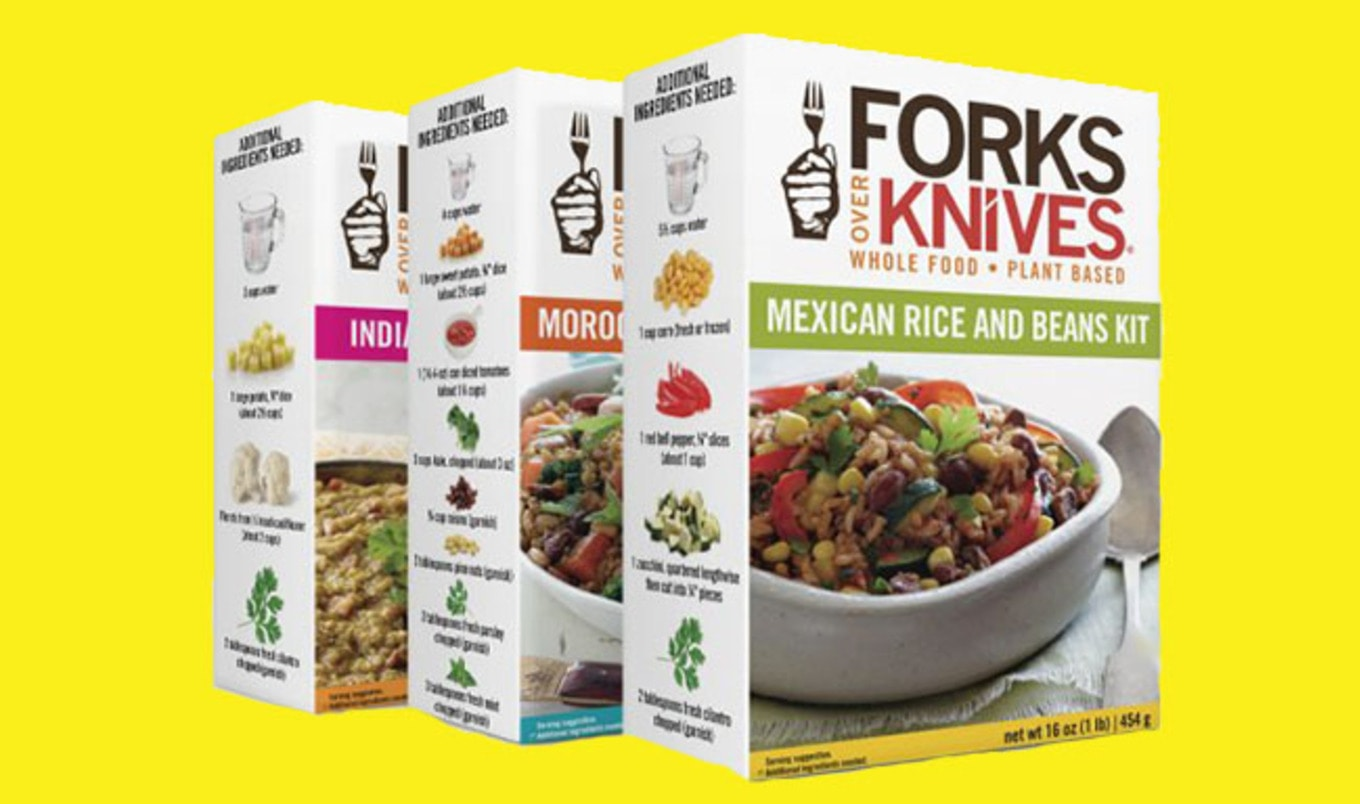 Forks Over Knives Launches Food Line