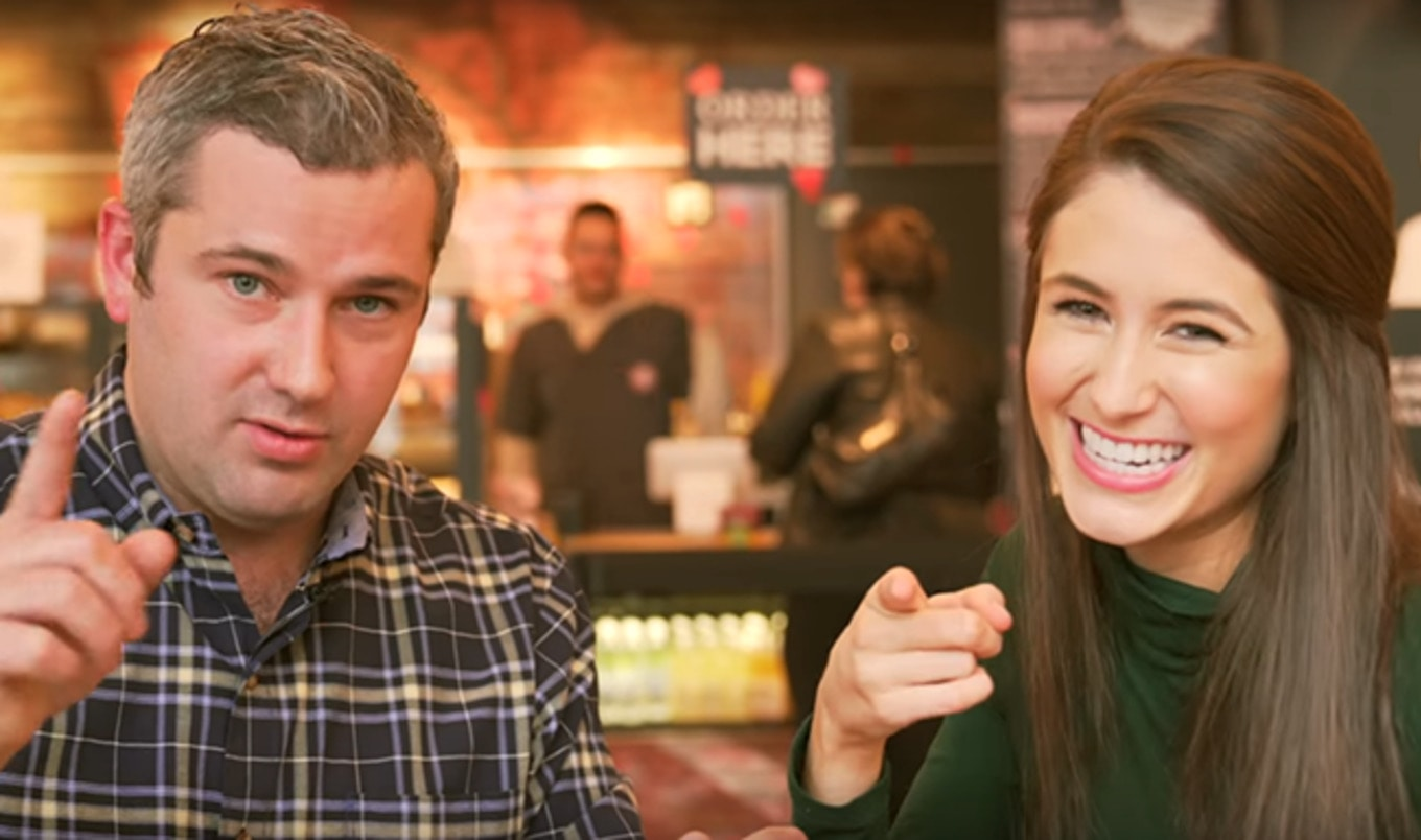 Chloe Coscarelli Treats NYC Fireman to Vegan Food