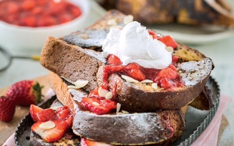 VegNews.Strawberry-VanillaFrenchToast.ButMyFamilyWouldNeverEatVegan