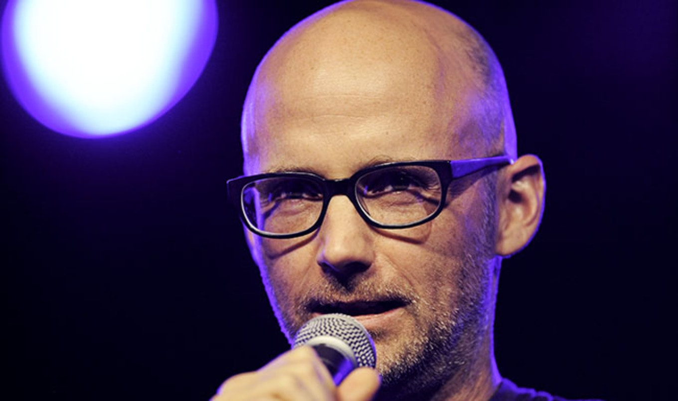 Moby Refuses to Perform at Trump Inauguration
