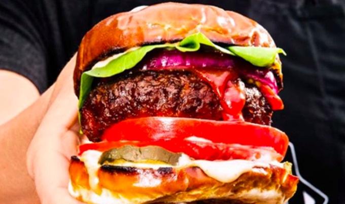 Image result for beyond burger