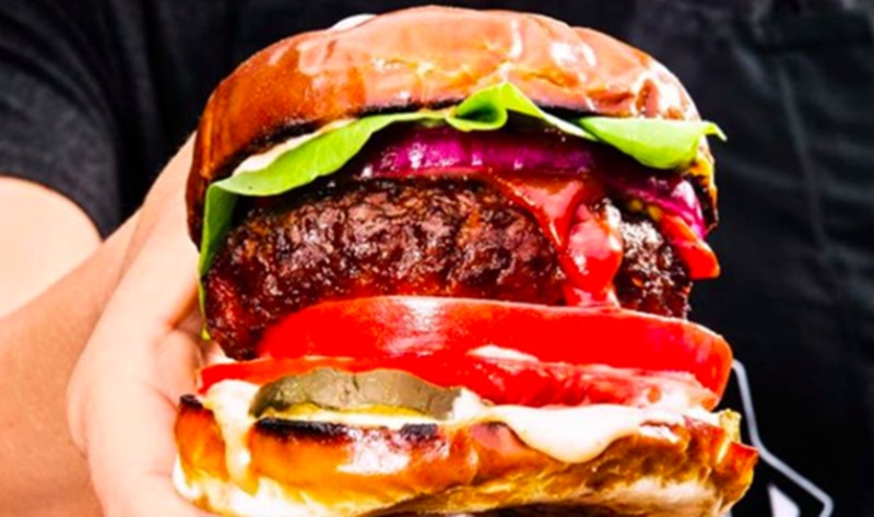 Vegan Eatery Focused Solely on Beyond Burgers Opens in London