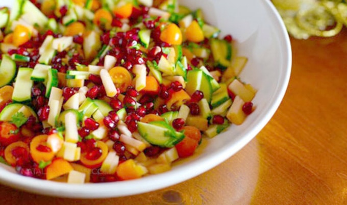 VegNews.PomegranataSalad