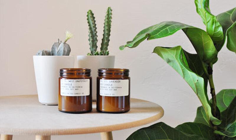 22b5e20463f67 7 Vegan Candles to Create a Cozy Winter Home | VegNews