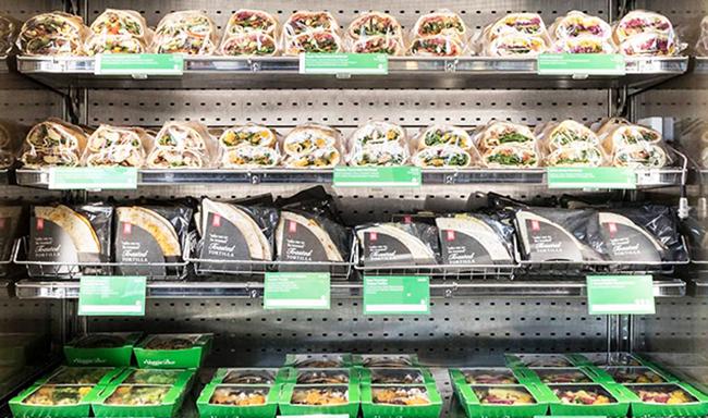 Pret A Manger Installs Veggie Only Fridges In Uk Stores