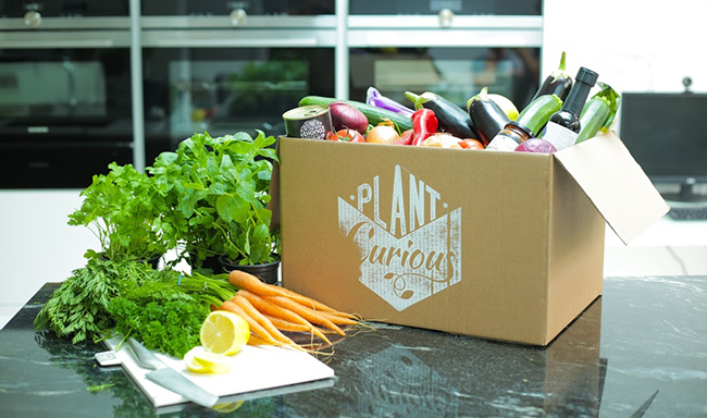 Uk gets its first organic vegan recipe boxes forumfinder Gallery