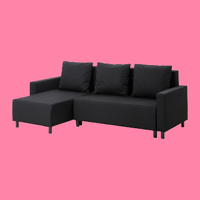 Lugnvik couch
