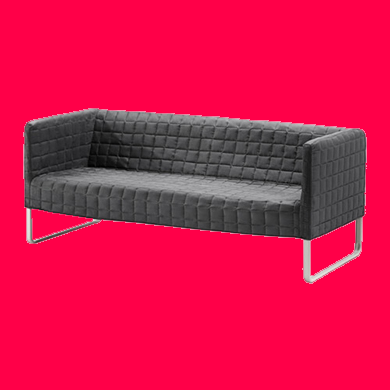 Knopparp couch