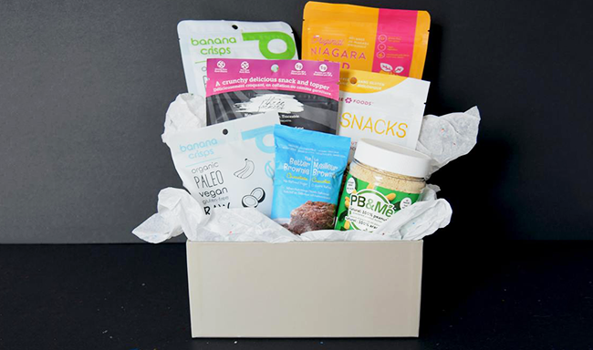 Vegan gift basket delivery debuts in canada negle Choice Image