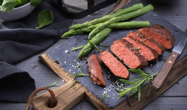 vegan steak launches at 400 uk grocery stores. Black Bedroom Furniture Sets. Home Design Ideas