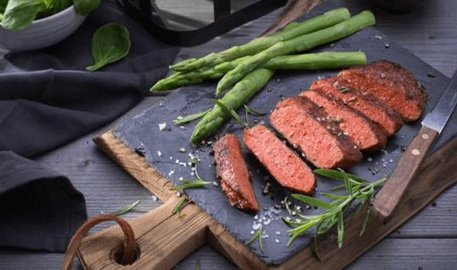 vegan steak launches at 400 uk grocery stores. Black Bedroom Furniture Sets. Home Design Ideas