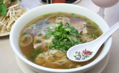 Food: Vegan Pho