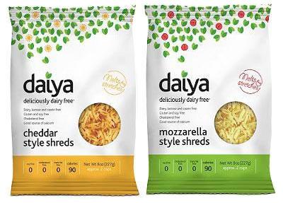Daiya Vegan Cheese Will Hit Stores Throughout Canada