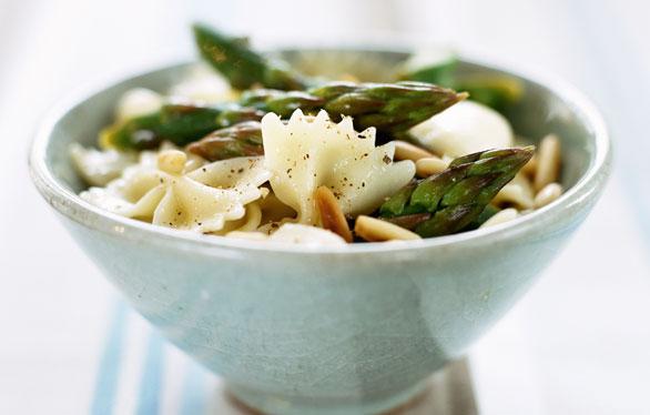 Quick Asparagus Pasta