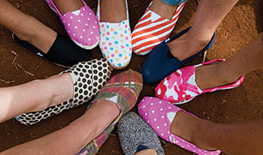 TOMS shoes releases vegan designs for its Fall 2010 line