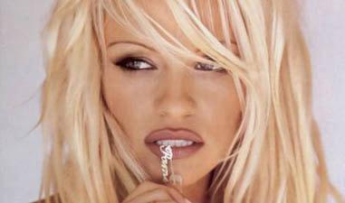 Pamela Anderson diet