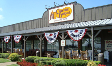 Cracker barrel announces gestation crate phase out for How did cracker barrel get its name