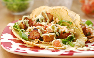 ... your tortillas and sync up your salsa—World Vegan Taco Day is here