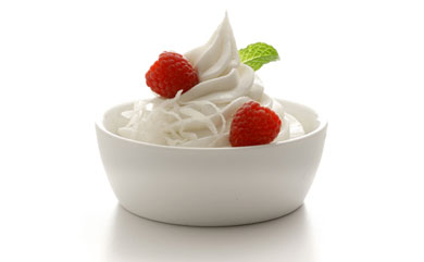 Vanilla Frozen Yogurt