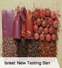 Israel Bans Animal Testing