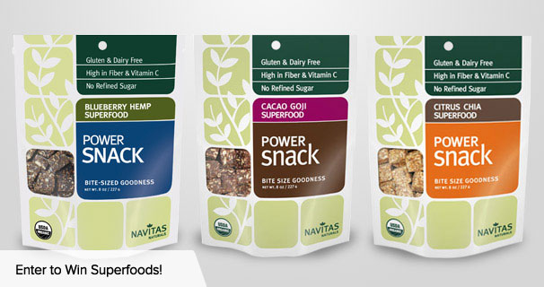 Superfood Snacks