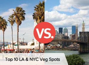 LA vs. NYC