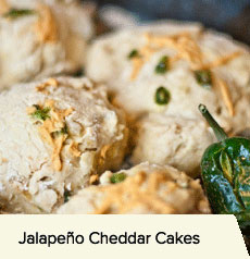 Cheddar Cakes
