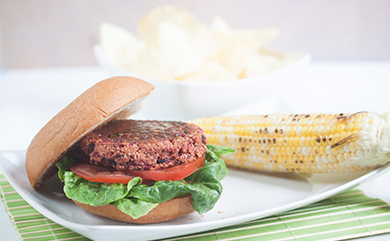 Gluten-Free Barbecue Burgers