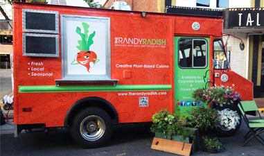 Vegan Food Truck Welcomed In Northern Virginia
