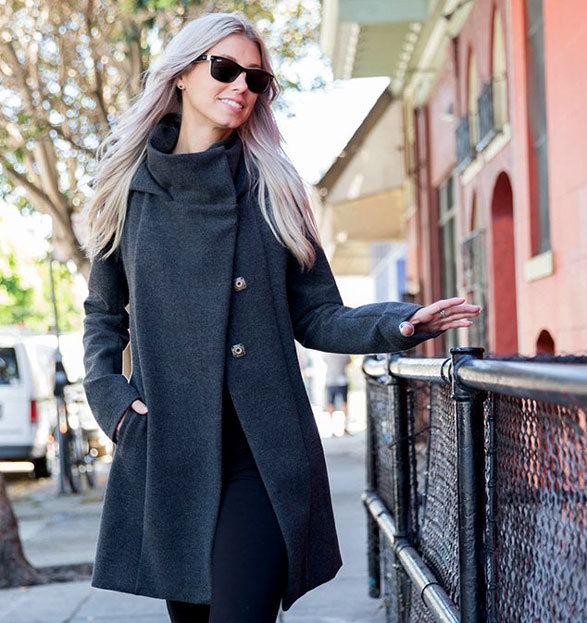 Vegan Fashion Week, Day 1: Coats and Jackets
