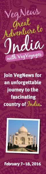 VegNews.VegVacations.India