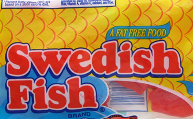You know you were vegan in the 39 90s if for Are swedish fish vegan